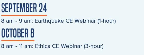 Oklahoma Claims Association CE Courses